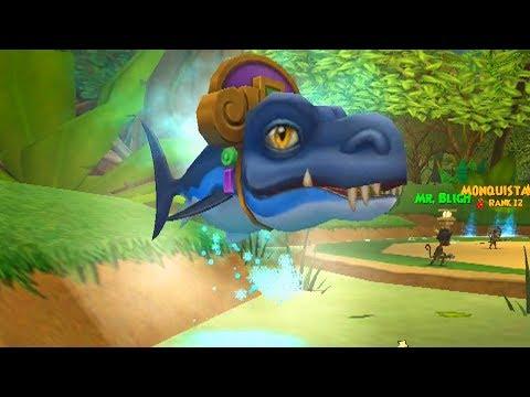 Wizard101: ALL AZTECA FISH CAUGHT! + New Fishing Spells