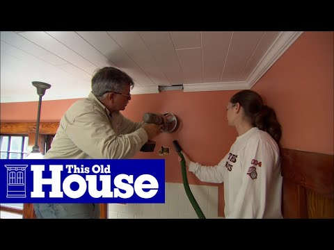 How to install a range vent hood this old house youtube - How to vent a microwave on an interior wall ...