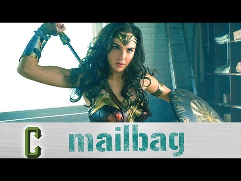 Why Should We Have Faith In Wonder Woman? - Collider Mail Bag