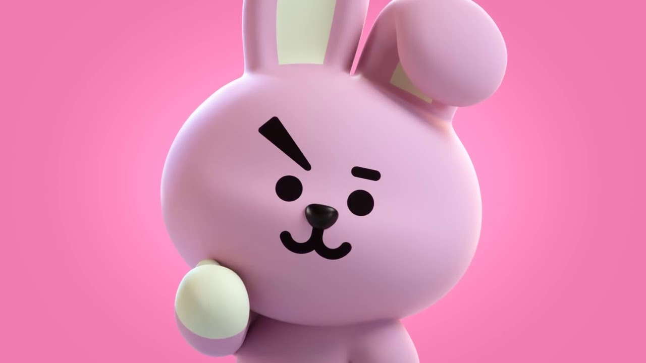 BT21 Meet COOKY!