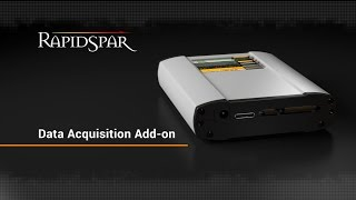 Data Acquisition Add-on for RapidSpar