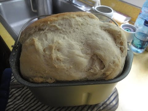 How To Make  Sourdough Bread In A Bread Machine