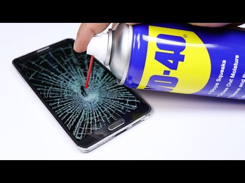 TOP 5 AWESOME LIFE HACKS WITH WD 40 YOU SHOULD KNOW