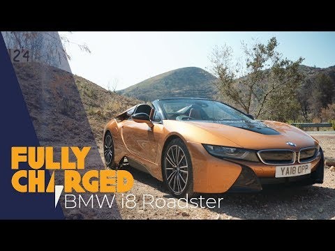 2019 BMW i8 Roadster review | Fully Charged