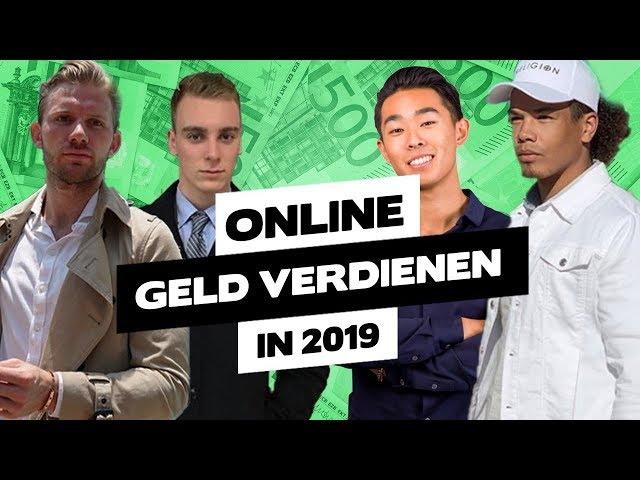HOE KUN JE ONLINE GELD VERDIENEN IN 2019?! (3 Manieren)