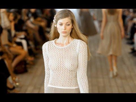 VERONIQUE LEROY Spring Summer 2012 Paris - Fashion Channel
