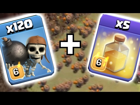OMG!! BOMB TROLL!! 😀 BEST TROLL BASE FOR WAR!?!🔸Clash of clans