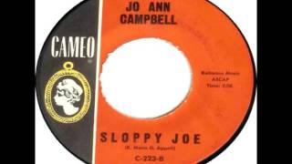 Jo Ann Campbell - Sloppy Joe - 1962