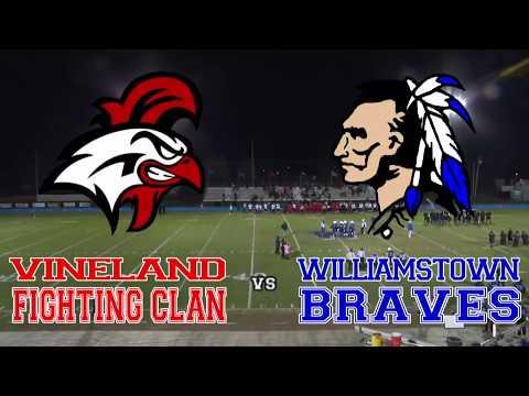 VHS Football Playoffs vs. Williamstown | 11-10-18