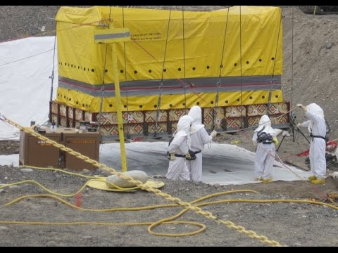 Nuclear negligence: Largest nuclear waste storage site in US is leaking
