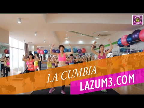 Nhảy zumba | La Cumbia | Learn it | Lazum3 | Zumba Fitness VietNam