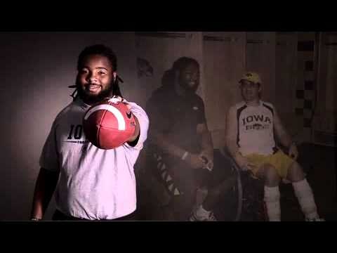 Faces of the Big Ten: Adrian Clayborn