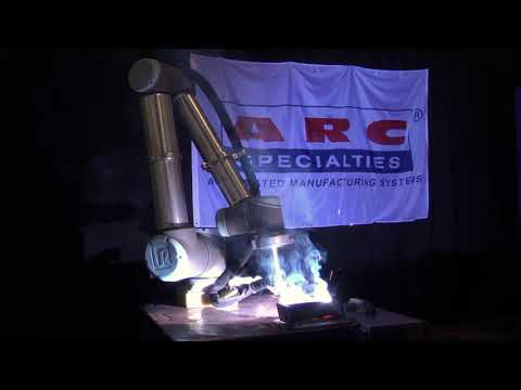 SnapWeld Collaborative Robotic Welding by Arc Specialties
