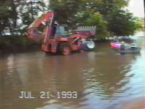Oquawka Flood of 1993