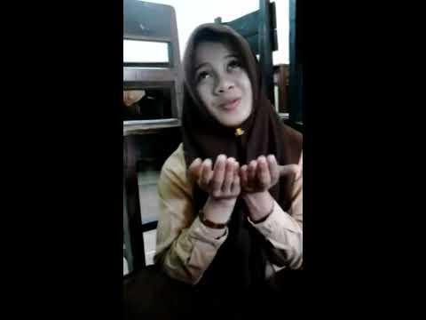 Heboh,,,  Cantiknya Hijabers Menyanyikan Lagu Zaujati Versi Bahasa Indonesia (زوجتي)