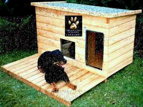 Top 10 de las mejores casitas para perro youtube - Casa de palets para ninos ...