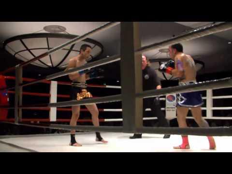 Jessie Magusen vs Ruben Lahn, WMC Muay Thai Part 2