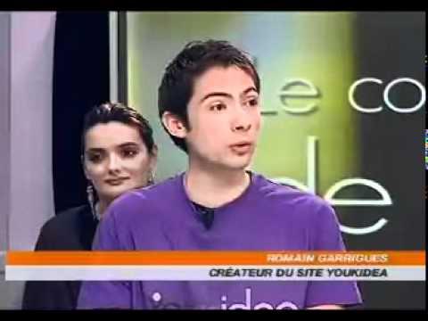Interview sur Télé Toulouse (TLT)