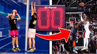 Remaking The Craziest NBA Game Winners!