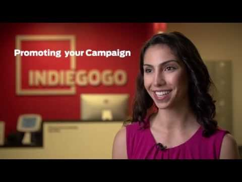 How to Promote Your Indiegogo Campaign