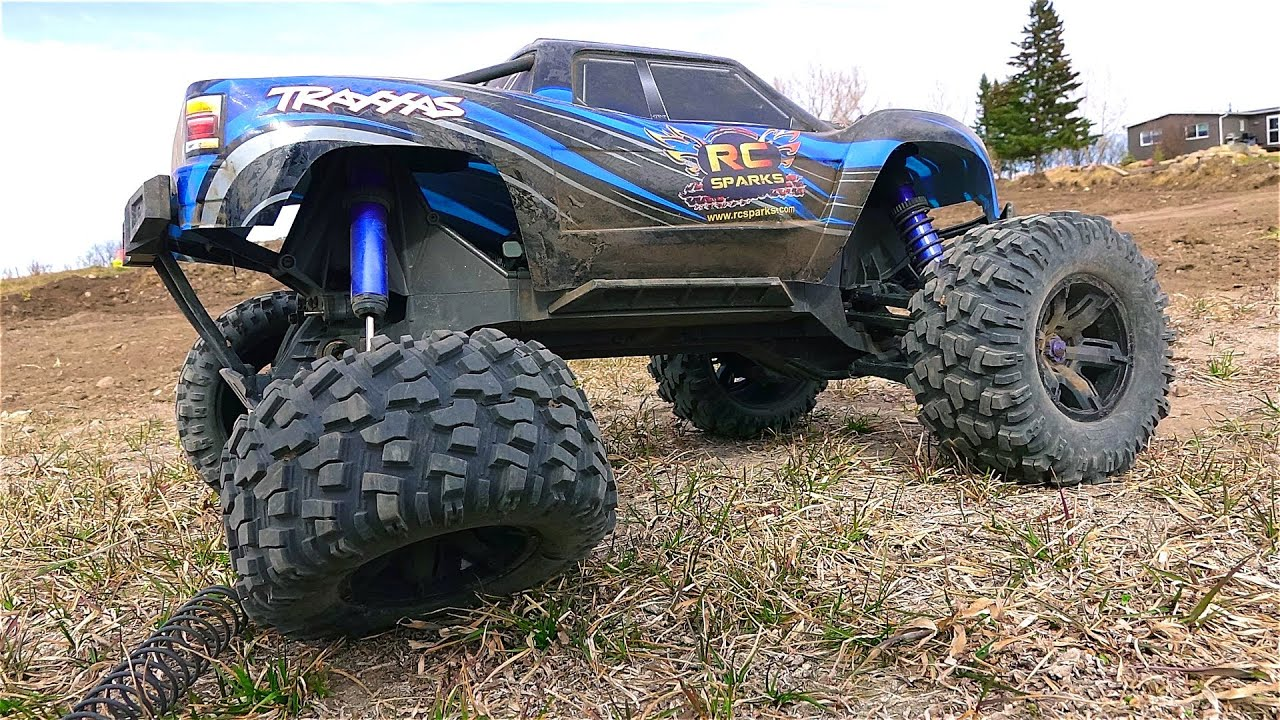 rc monster trucks for sale with Watch on 2013 Rd Motorsports 2013 Jimco Trophy Truck 42623 as well Rc Car Trucks Kits likewise Watch moreover 20 Strange Rc Vehicles That Will Make You Say Huh further Modified Mahindra Jeep For Sale In Kerala.