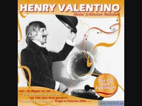 Henry Valentino  Sie tanzt allein