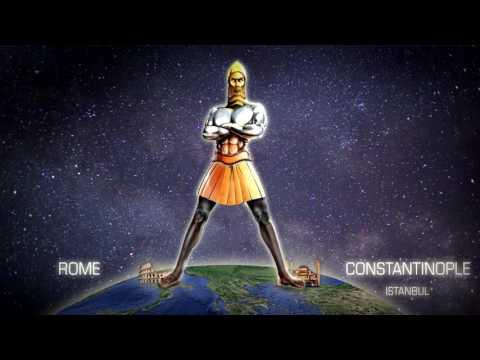New World Order - Vatican, London, Washington DC - Religious, Financial, Military