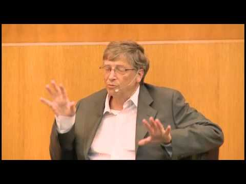 Bill Gates in SNU   The Voice of Innovation