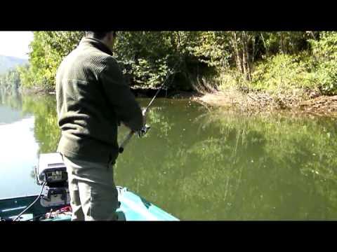 La pêche maritime dans hourrah lèvre de vidéo