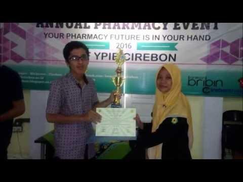 STF YPIB Cirebon - Annual Pharmacy Event 2016