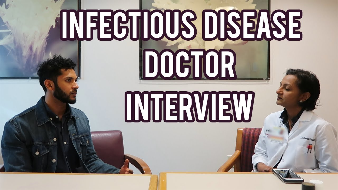 How to become an Infectious Disease Doctor | Internal Medicine Day in the life, Residency Interview
