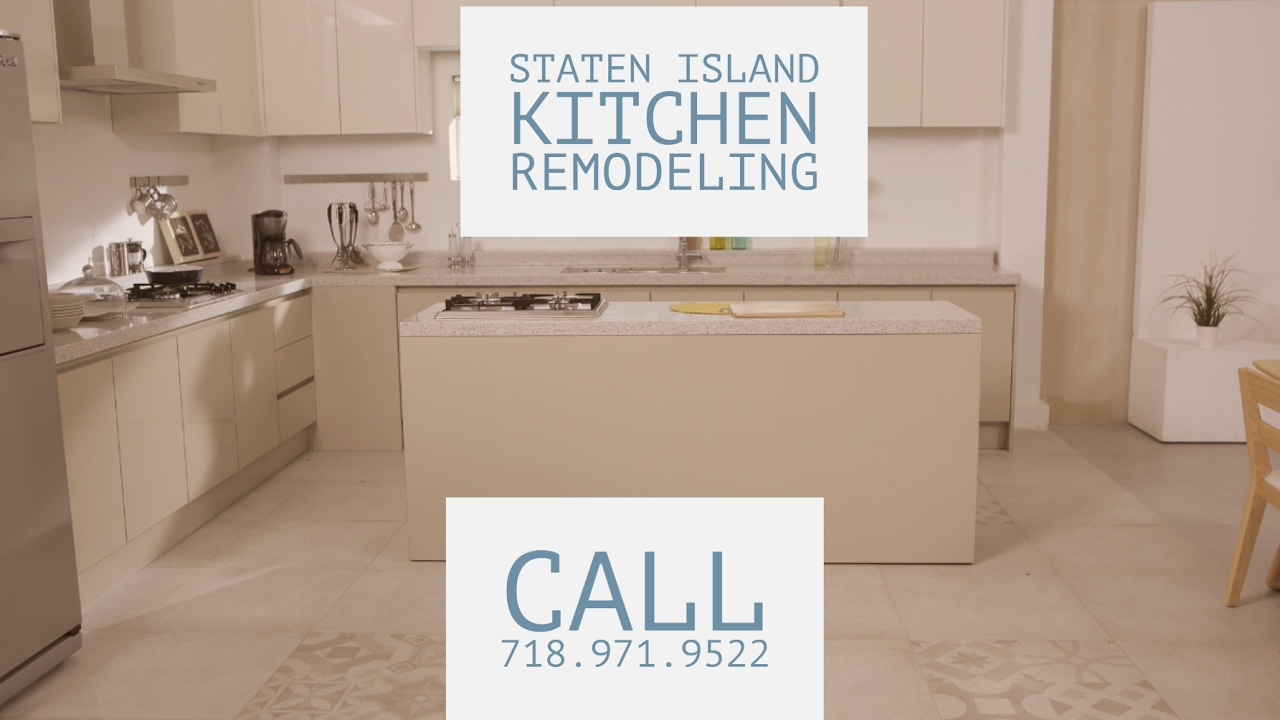 Beau Staten Island Kitchen Remodeling I 718 971 9522 I (NEW 2017)