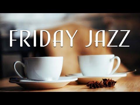 Friday JAZZ Radio - Sweet Bossa Nova & Coffee JAZZ For Calm, Work, Study