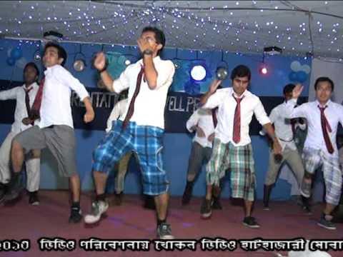 Chittagong University Gagnam Style, Psychology Department