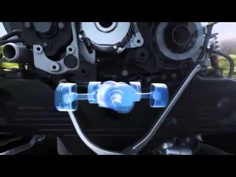 Как работает полный привод автомобилей Subaru