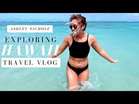 Traveling To + Exploring Hawaii | Where To Go In Waikiki!