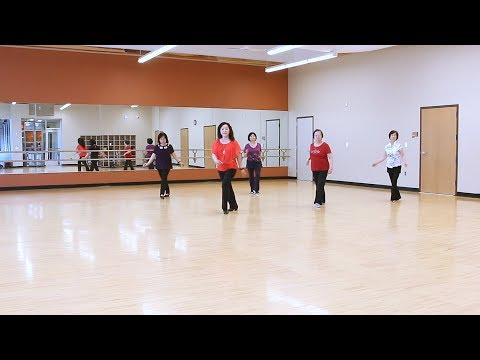 Islands In The Stream - Line Dance (Dance & Teach)
