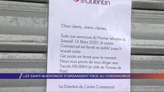 Yvelines | Les Saint-Quentinois s'organisent face au coronavirus