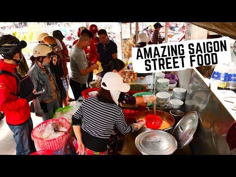 """""""DODGIEST"""" Vietnamese Street Food   Saigon Street Food   Vietnamese Food Gems Ho Chi Minh City"""