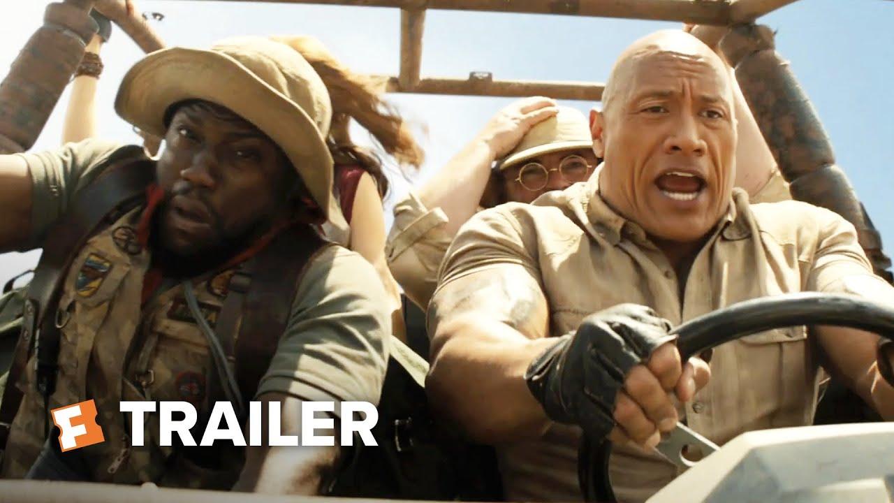 Jumanji: The Next Level Final Trailer (2019) | Movieclips Trailers