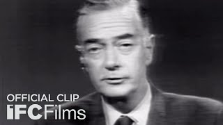 "Gore Vidal: The United States of Amnesia - Clip ""Freedom Wars"" 