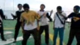 STM Gorontalo meniru Lirik lagu Dan Gaya Bollywood