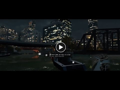 When I Grow Old in Watch Dogs - music score by Random Action Music