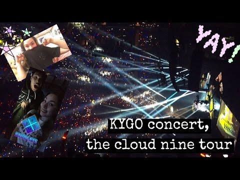 KYGO CONCERT the cloud nine tour l Allyson Araya