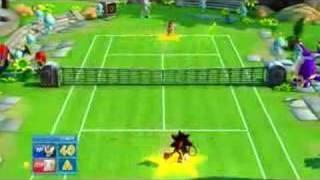 Sega SuperStars Tennis Demo