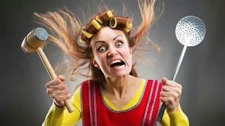 Las 5 mamas mas groseras y enojonas de Youtube l Tops Al Chile!