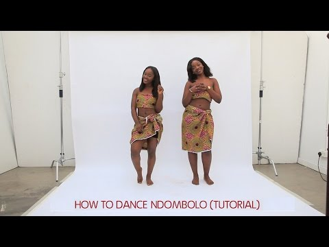 How to dance Ndombolo (Congolese Makolongulu Dance) *TUTORIA