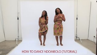 How to dance Ndombolo (Congolese Makolongulu Dance) *TUTORIAL* with Ceecee Coco and Aurelie