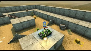 Tanki online - Esports unban - gameplay vs trastalker Sunsets