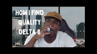 Spotting Quality Delta 8 – What to Look For
